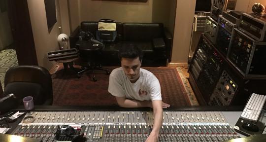 Mixing/Mastering Engineer - Coşkun Yüce