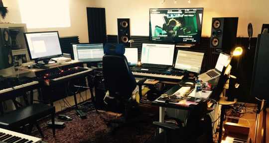Composition,Recording,Mixing  - Film Music Sweden