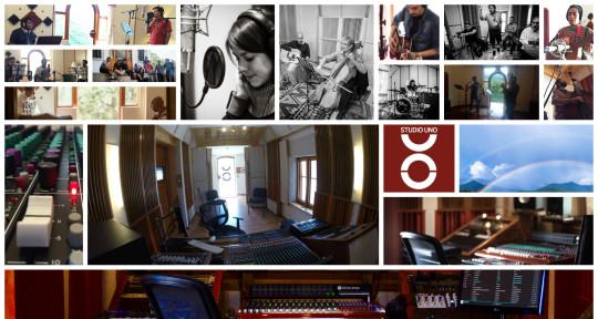Recording/Mixing Studio - Studio Uno - Oaxaca