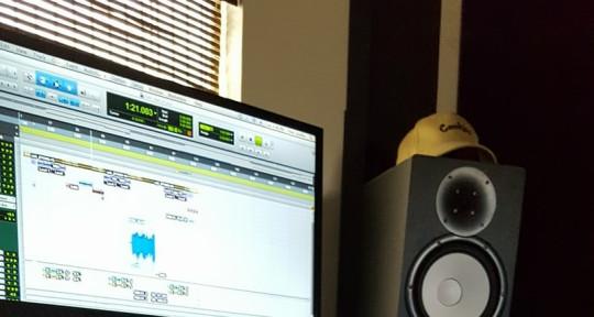 Audio mixing and mastering  - Jesus Maldonado