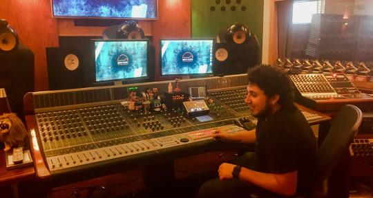 Recording, Mixing, Live Sound - Jesús Martínez