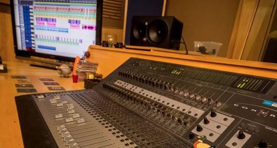 Recording Studio - Estudio LaFábrica