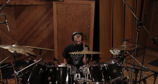 Recording Drummer - Edo Sala