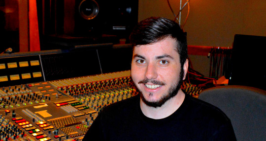 Recording and Mix Engineer - Ryan Melone