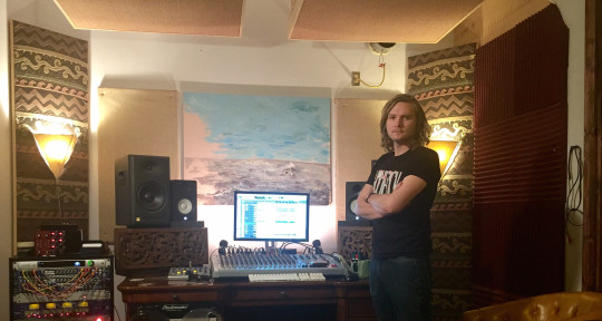 Mixer // Producer // Drummer - August Ogren