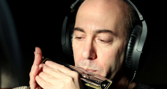 Chromatic Harmonica Player - Leo Bercoff