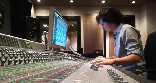 Mixing, Recording, Producer. - Steven Cifuentes