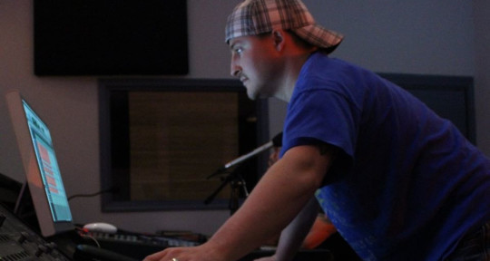Mixing & Mastering Engineer - Jon Mattingly