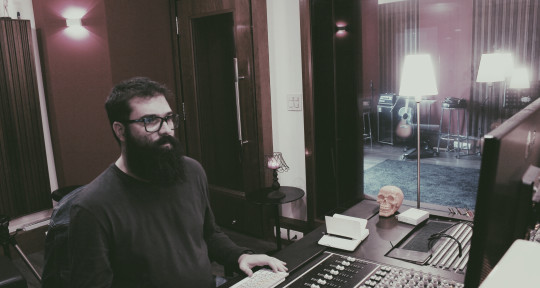 Mix Engineer - Zeca Leme | BTG Studio