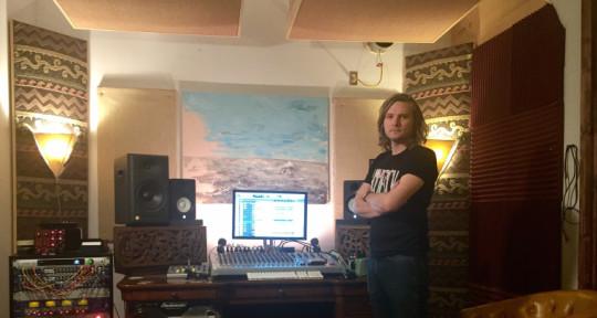 Mixer // Producer // Drummer - August Ogren