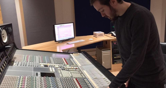 Mixing and Mastering Engineer - Tom Fensome