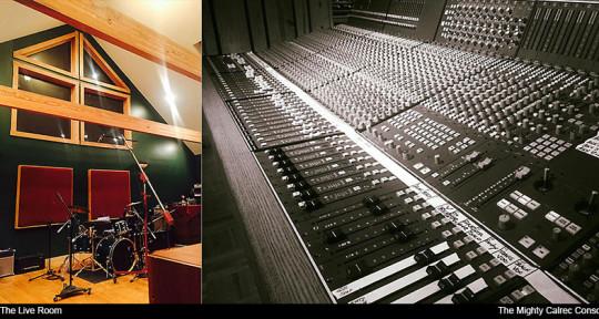 full service recording studio - Green Chapel Studios