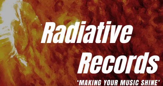 Remote Mixing, Audio Editing - Radiative Records