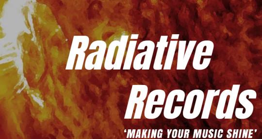 Remote Mixing, Audio Editing - Radiative Records