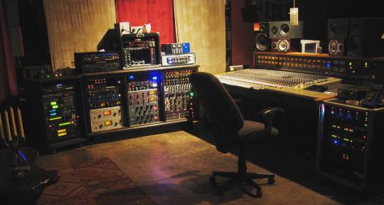 Recording Studio - Velvet Tone Studios