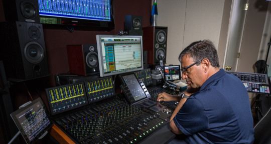 Producer, Mix engineer - Yaron Fuchs