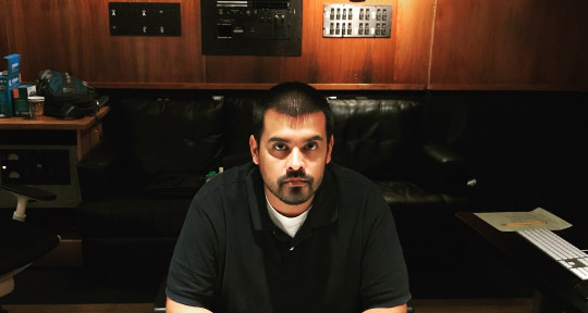 Recording Engineer and Mixer - David Martinez