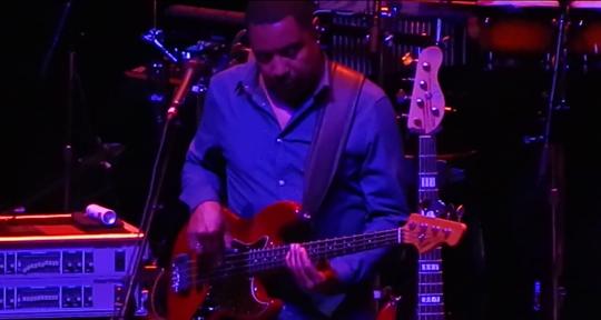 Session/Live Electric Bass - Richard Patterson