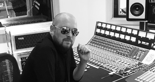 Recording/Engineer/Mixing - Travis Skjolde Recording