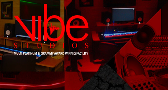 Recording, Mixing, Production - Vibe Studios LA
