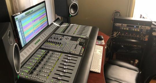 Mixing & Mastering Engineer - Kyle Kaliszewski