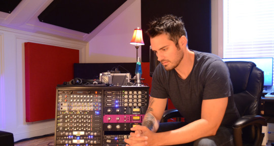 Music Producer and Mixer - Robert Venable
