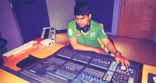 Mixing / Mastering Engineer. - Ajinkya K.@Invinciblework