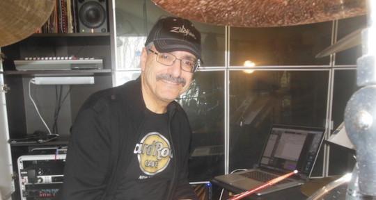 Online Session Drummer - Sam Varon Drummer