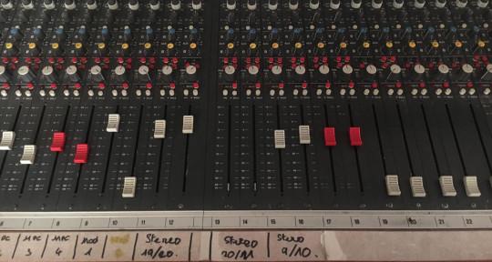 producer & engineer  - HPLS Studio