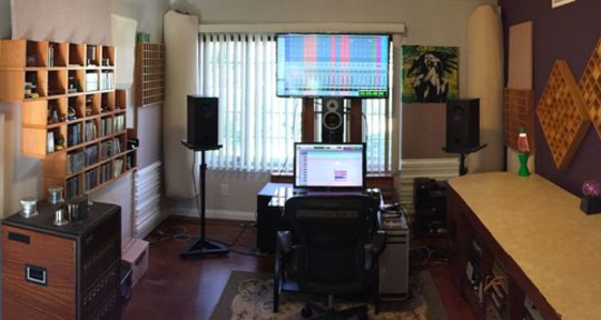 Full Service Audio - Blue Ribbon Studios