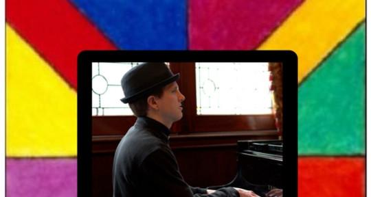 """Acoustic Grand Piano"" - Ryan David Dwyer"
