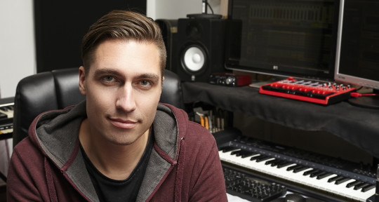 Music Producer, Composer - Jordan Perry