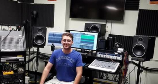 Audio Engineer  - Zach Vane