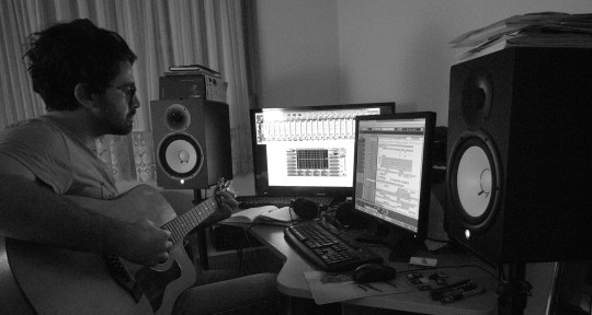 Producer, Guitarist, Mixer - Azur Jahić