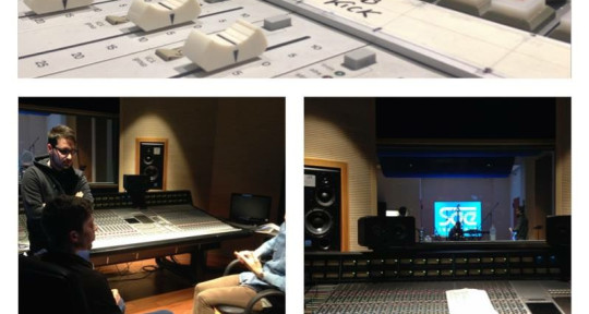 Live, Mixing & Mastering Eng. - Dario Costa