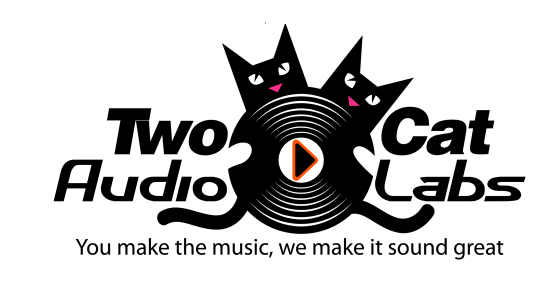 Mixing, Mastering, Remixing - Two Cat Audio Labs