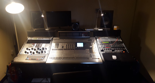 Mixing/Mastering Engineer Live - Howe Audio