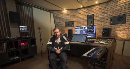 Mix/Master, Music producer - Maro