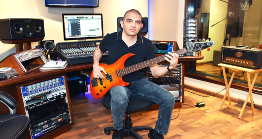 Mixing and Mastering Producer - Fuad Handal Katimi