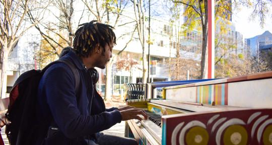 Urban & Pop Musician - NÜ INFLUENTIAL