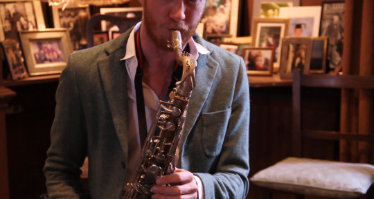 Saxophonist and Arranger - Daniel Woodfield