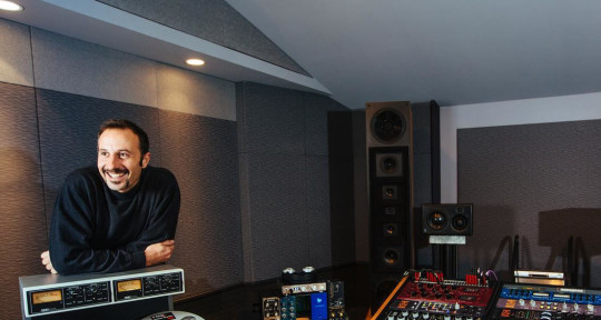 Audio Mastering - Alex Psaroudakis