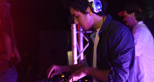 Music Producer DJ Sound Design - Andrés Machado