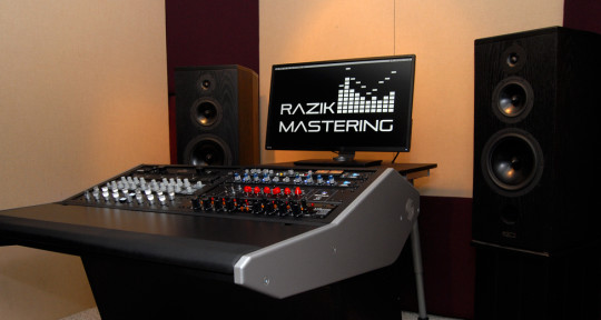Music Mastering - Razik Mastering