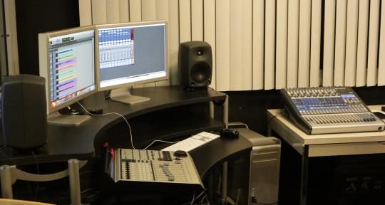 Mixing / Mastering Engineer - DoubleT Studios