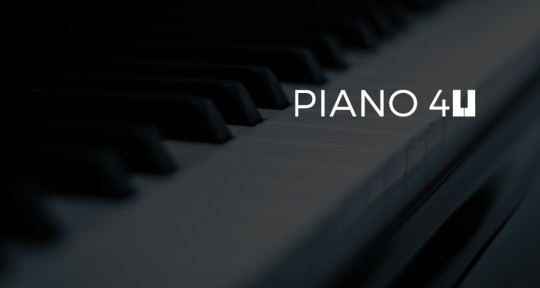 Creative piano tracks - Piano4U
