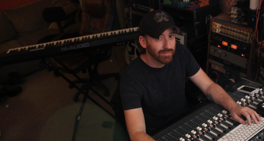 Remote Mixing & session player - Jeff Lusby-Breault