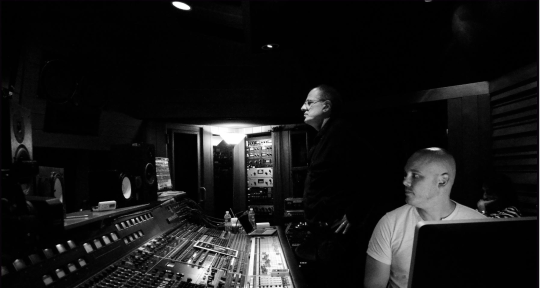 Mixer and Engineer - Justin Cortelyou