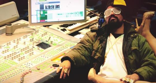 Composer, session musician - Ashish Dha