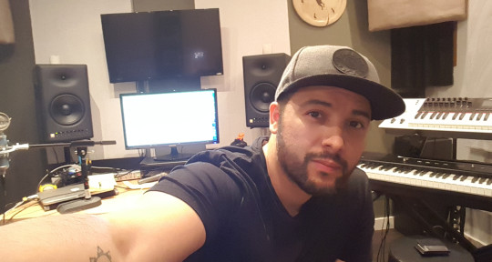Mixer | Producer | Recording - Alex Rosales